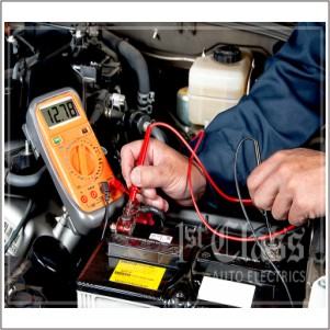 Efi Auto Electrician Course in Pakistan